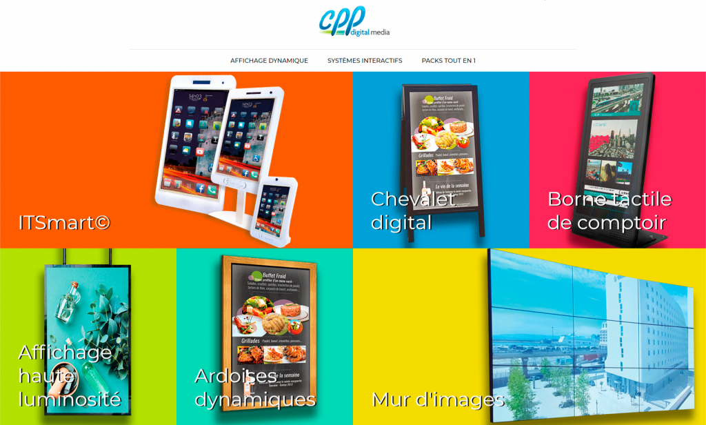 CPP Digital Media Store